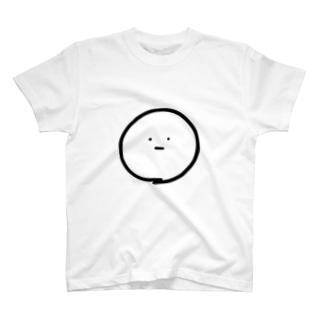 愛想笑いのウラの顔 T-shirts