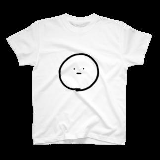 Nohmaskboyの愛想笑いのウラの顔 T-shirts