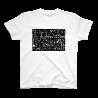 ζWalkerの工場夜景 T-shirts
