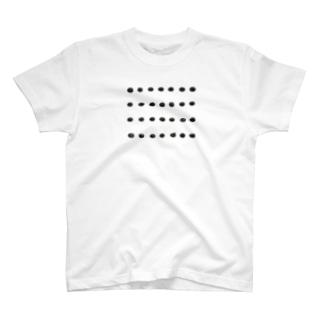 アマミセマダラマグソコガネくん T-shirts