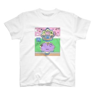 Skate park T-shirts