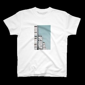 tenpraの寂寥感 T-shirts