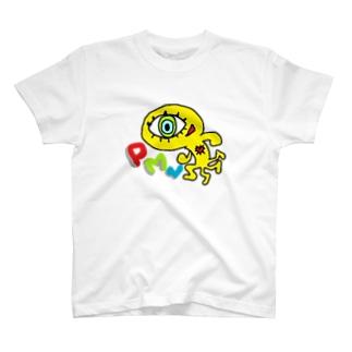 サイマラ サクリファイスくんグッズ PML T-shirts