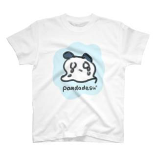 パンダですTシャツ2 T-Shirt