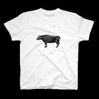 ツチダのおうし T-shirts