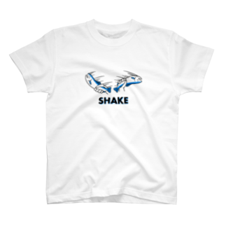 ミラクルユチャンヌのシェイクシャケ T-shirts