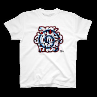 PB.DesignsのBSP-LOGO T-shirts