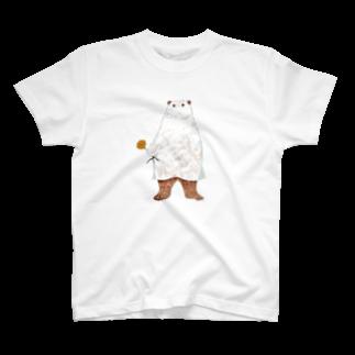 kuriko のシャボ T-shirts