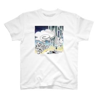 夏のどろどろ T-shirts