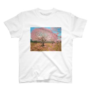 さくらひつじの開花 T-shirts