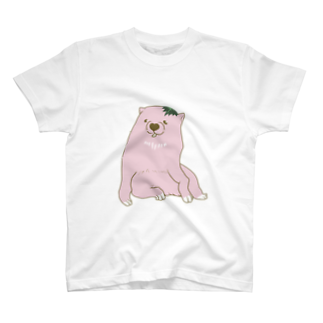 mugioのあの犬/桜餅 T-shirts