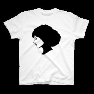 zukkyzukkyのGIRL T-shirts