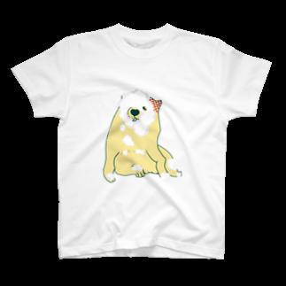 mugioのあの犬/林檎パイ T-shirts