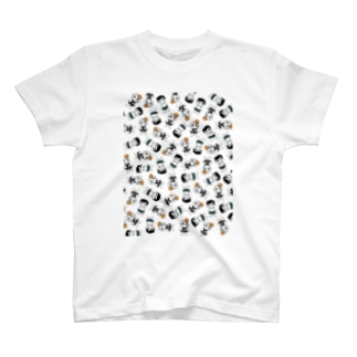 moo&moon by pine pictures T-shirts