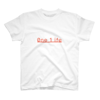 0neLifeのver.2 T-shirts