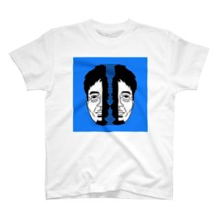BLACK OR WHITE ? NO. OFF WHITE. T-shirts