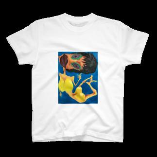 keisou_rendez_vouzの【醜美】 T-shirts