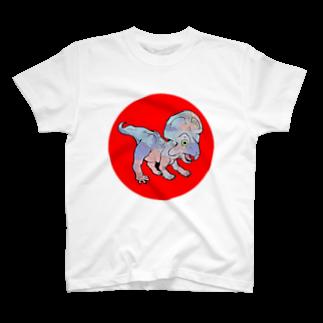 佐藤 のりよし(ニョリ画)のニョリ画のいろいろ T-shirts