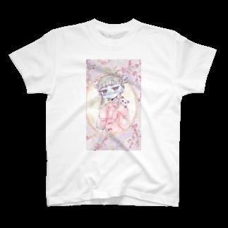 onakaippaiのチャイナゾンビガール T-shirts
