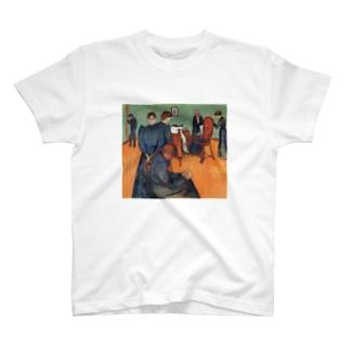 ムンク / 病室での死 / Death in the sickroom / Edvard Munch/1893 T-shirts