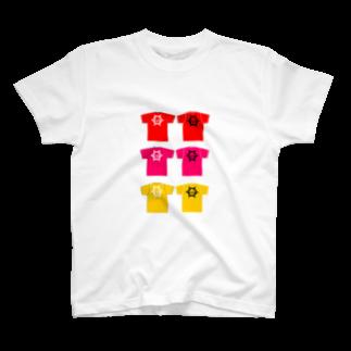 BitStarTのさんらいーず2 T-shirts