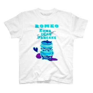 Romeo kumachan pancake N T-shirts