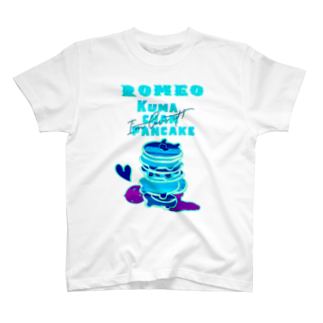 SHOP ROMEO のRomeo kumachan pancake N T-shirts
