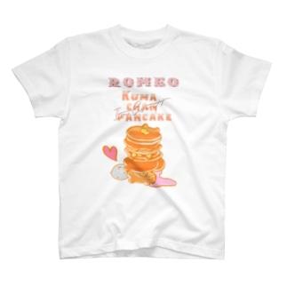 Romeo kumachan pancake T-shirts