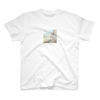 もちもちしろちゃん T-shirts