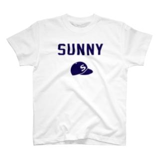 YAKYUBO STOREのSUNNY TEE T-shirts