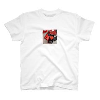 コムデギャルソン アイフォンXR XSMax ケース 黒と赤 オシャレ Comme des Garcons iPhoneXS/X スマホカバー かわいい 可愛い iphone7 8Plus ペア ケース ジャケット 男女兼用 T-shirts