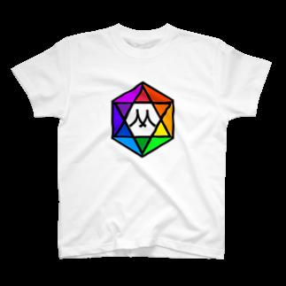 MedelBox™️ by MEDELの相対十二色相環 (Mマーク) T-shirts
