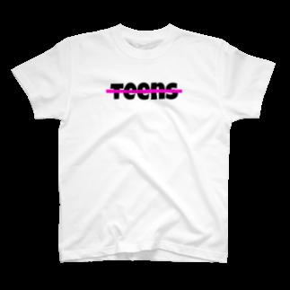 teensのteens T-shirts