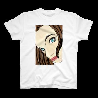 mn13ののぞきみ T-shirts