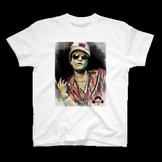 k_030のkeingo✖️BM T-shirts