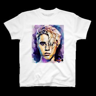 k_030のkeingo ✖️JB T-shirts