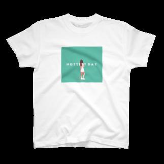 tom→kento.jpのHOTTEST DAY T-shirts