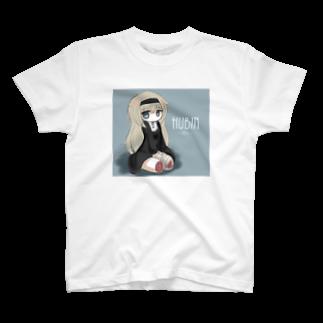 shigusawa_usagiのHUBIN T-shirts