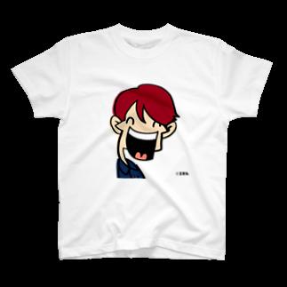 りおたの果てしない闇を抱えたサイコパス笑顔 T-shirts
