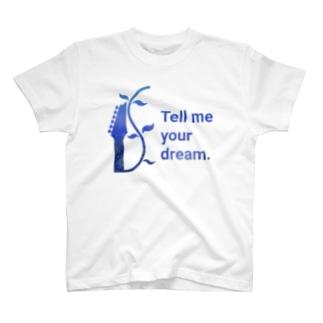 ロゴT・星 T-shirts