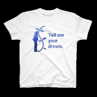 ネバドリショップのロゴT・星 T-shirts