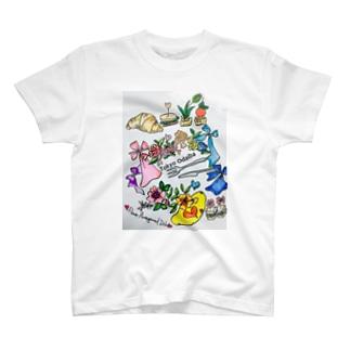 odaiba party amuse T-shirts