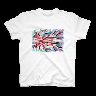 音楽工房田中(YouTuber,Music,Healing)の瀬織津姫.横 T-shirts
