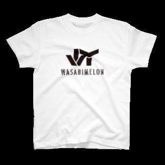 JのWASABI MELON T-shirts