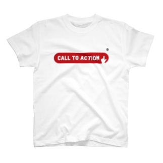 CALL TO ACTION (RED) T-shirts