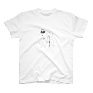 詩人 T-shirts