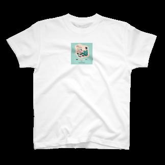 新井リオの【2019.07.29】新井リオの英語日記グッズ T-shirts