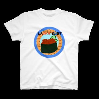 すいかのLAIKA IKURA T-shirts