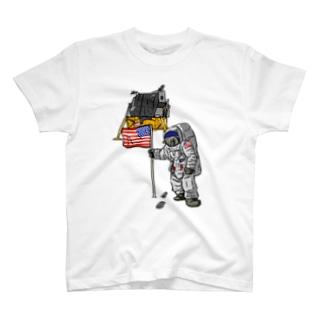 ASTRONAUT&MELLO T-shirts
