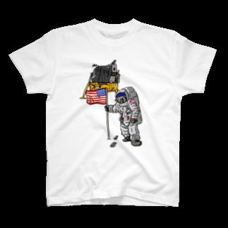 Astro(ムット)のASTRONAUT&MELLO T-shirts